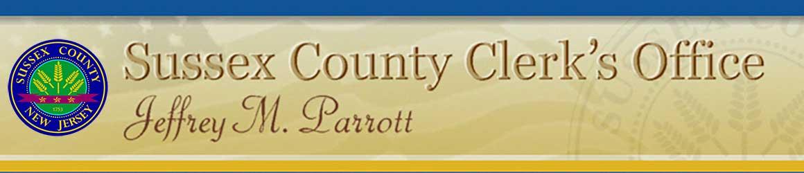 County Clerk Banner